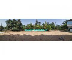 25 Acres Coffee estates with homestay for sale near Chikmagalur