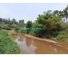 3 Acre converted land for sale at Mudigere Sakleshpur border