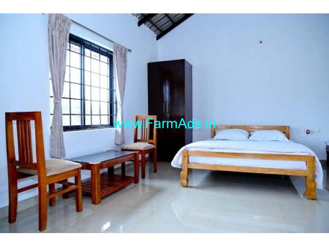 2 Acre Coffee Estate with newly constructed house for sale in Mudigere