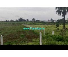 12 Guntas Agriculture land for sale near Gollapally