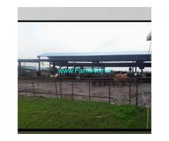 18.5 Acres Farm Land For Sale In Gajwel