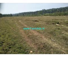 1.5 Acre Coffee plantation sale in Mudigere