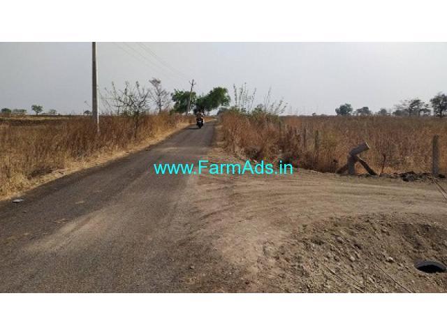 1 acre 5 gunta Farm land for sale at Ebbanur village