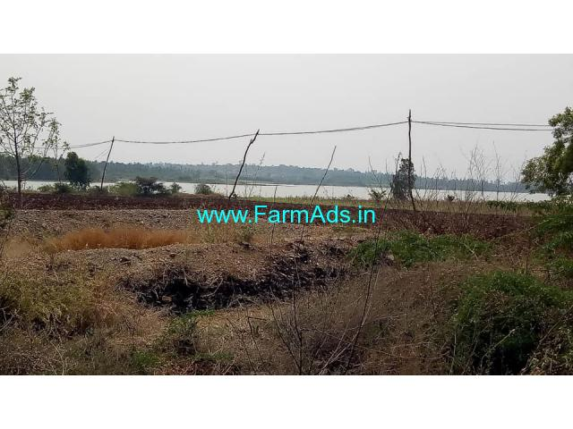 29 acre Agriculture land nearby Lake for sale at Metikurke