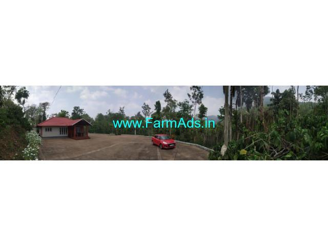 5 Acre Coffee estate and beautiful house for sale in Chikkamagaluru