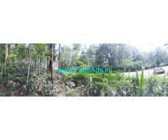 1.5 acre coffee estate for sale in Chikkamagaluru