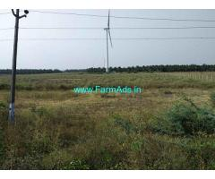 3 Acre Farm Land for Sale on Pollachi main road