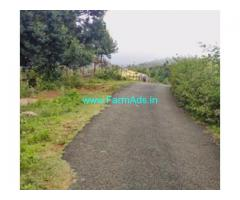 11 Cent plot with Farm House For Sale In ooty