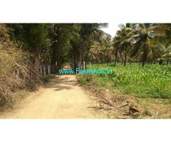 3.5 Acres General property for Sale near Channapatna to Halagur road