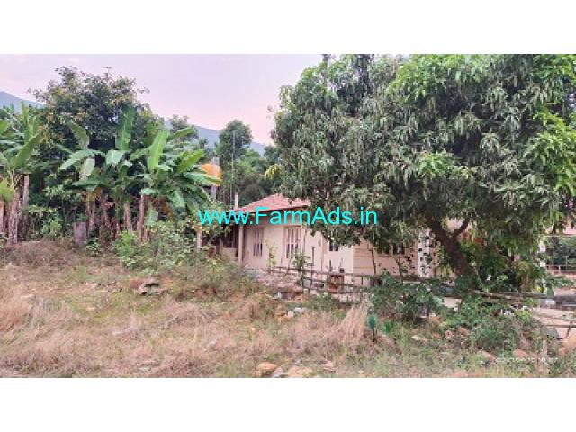 1 acre coffee estate with Farm house for sale near Chikmagalur