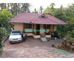 Farm House in 6 cents plot for Sale near Venduttayi