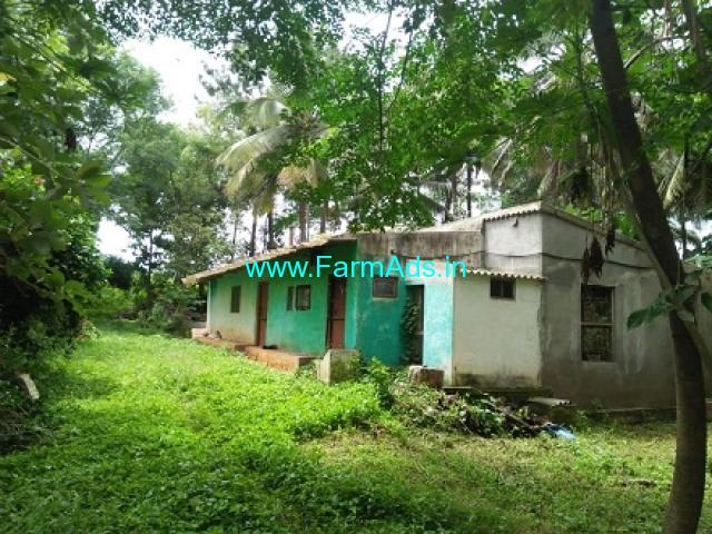 17 acres developed agricultural land for Sale near Hunsur by pass