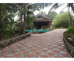 Farm House Property in 50cent for sale in Adoor, Mc road