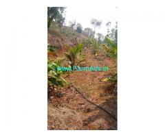 5.50 acres Farm land for sale Attapadi