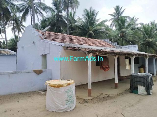 7.41 Acre farm land River bed land for Sale near Pollachi