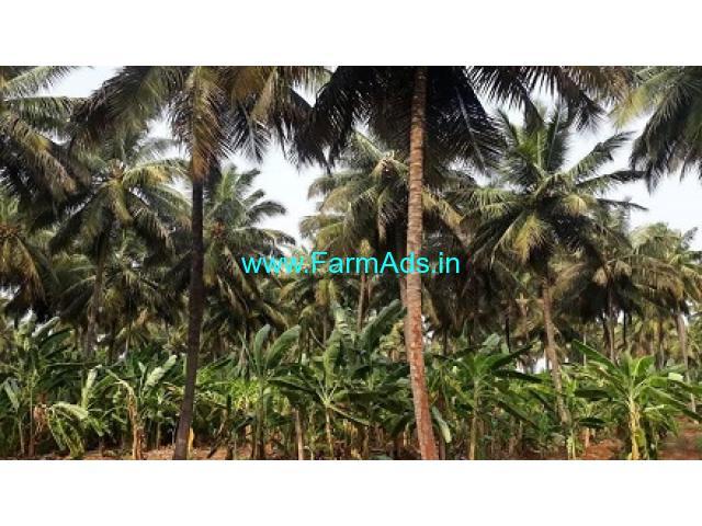2 Acres Farm Land for Sale Pollachi to Kovai main road