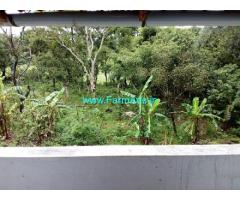 1.03 Coffee Land and 1 Acre paddy field farm Home for sale in Mudigere