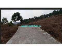 2.26 Acres Land located 46km from Bangalore near Harohalli for Sale