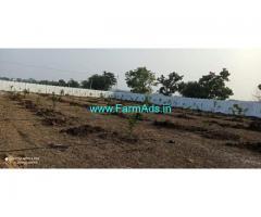 30 Guntas Farm Land for sale at Sriram Nagar village
