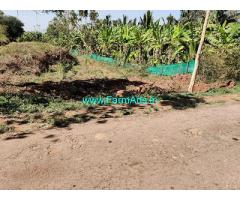 20 Guntas Land for Sale 5 Kms from Kadakola