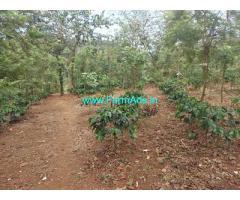 50 Acres coffee estate for sale in Sakleshpur