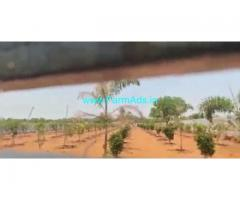 1 Acres Farm House For Sale In Moinabad