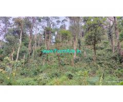 3.5 Acres Agriculture Land For Sale In Mudigere