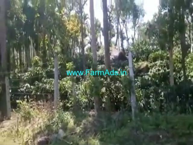 105 Acres Farm Land For Sale In Balehonnur zone