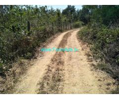 4 Acres Farm Land For Sale In Chikmagalur