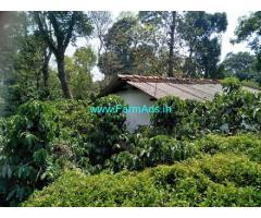 1 Acres 30 Guntas Farm Land For Sale In Mudigere