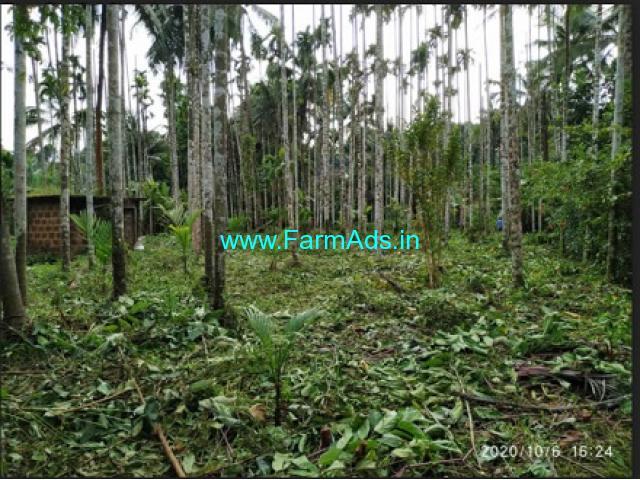60 Cents  Farm Land for Sale at Akribettu