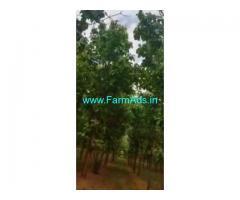 33 Acres Farm Land For Sale In Somandepalli