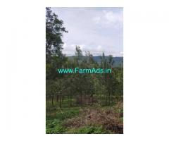 10 Acres Farm Land For Sale In Mallenhalli