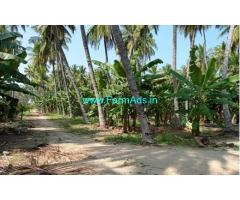 20 Acres Agriculture Land For Sale In Attur