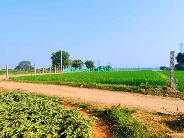 24 Guntas Farm Land for Sale near Himayt Sagar lake