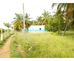 23 Acre Developed Farmland for sale Between Sira and Hiriyur