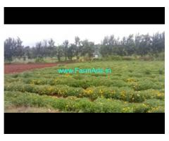 2 Acres 30 Guntas Farm land for Sale at Devarabetta village