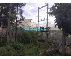 1.19 acre for sale on Main road near Belavangala