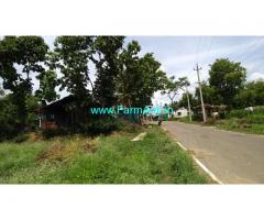 2 Acres 27 Gunta Agriculture Land For Sale In Sathanur