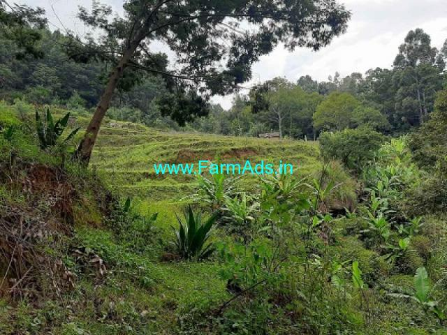 2 acres 70 cents  valley view land for sale in Manavanur