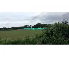1 Acres Farm Land For Sale In Gowribidanur