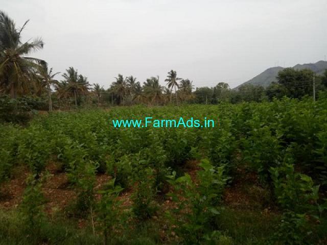 5 Acres Farm Land For Sale In Hiriyure
