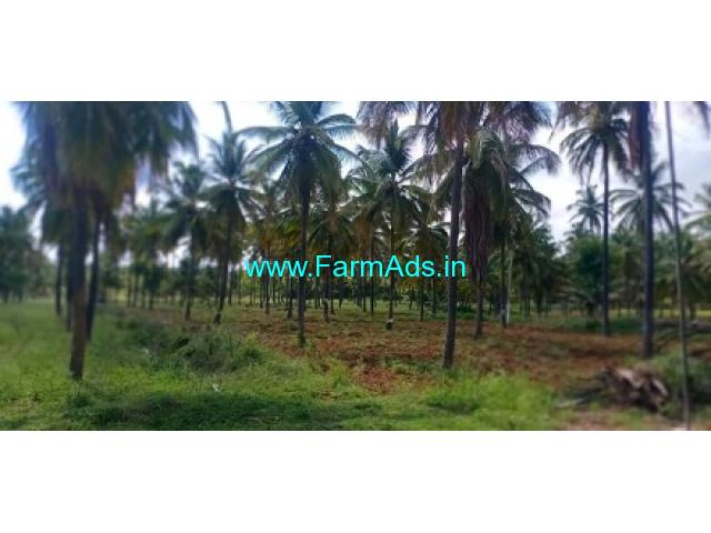 24 Acres Agriculture Land For Sale In Arasikere