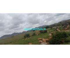 Low cost 50 Acres Farm Land For Sale In Amadagur
