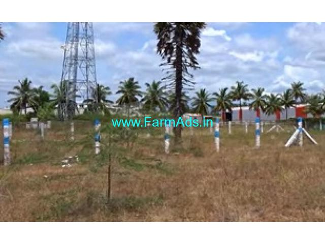 25 Cent  Farm Land For Sale In Palani