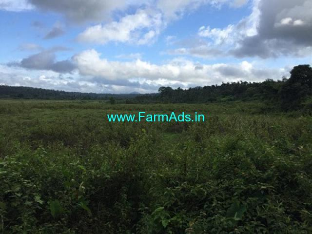15 Acres Farm Land For Sale In Mudigere