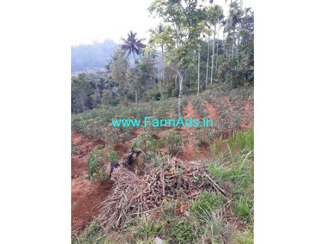2 Acres Farm Land For Sale In Kattappana
