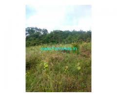1.55 Acres Farm Land For Sale In Vellamunda