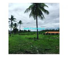 3 acres farm land for sale in Bangalore rural,57 km from Majestic