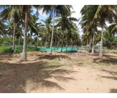 3.50 acres Farm Land for Sale near Pollachi